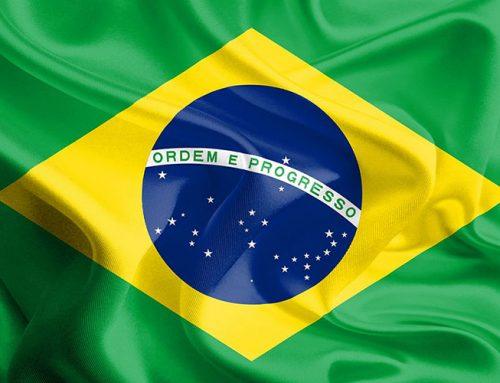 Confiamos no Brasil e nos brasileiros e brasileiras!