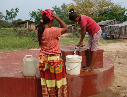 Avina's statement on water and access to sanitation services in latin america.