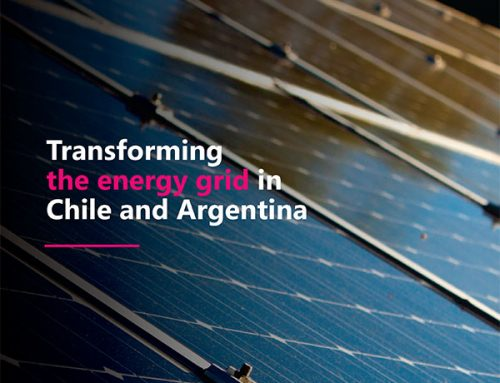 Transforming the energy grid in Chile and Argentina.