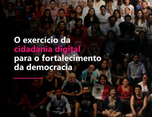 O exercício da cidadania digital para o fortalecimento da democracia