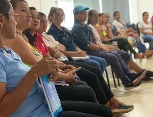 Red Nosotras Ahora en Colombia, un espacio para la promoción de liderazgos políticos de mujeres en Colombia