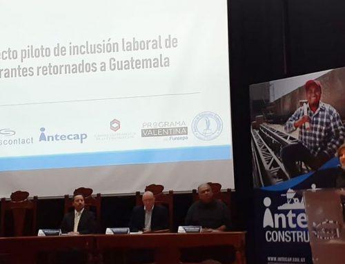 Guatemala: Abren oportunidades para la inclusión laboral de personas migrantes retornadas