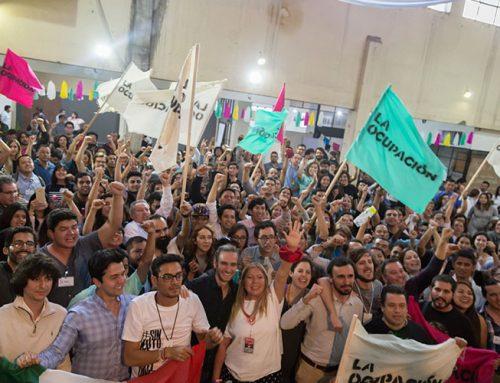 Ocupar la política en México, Brasil y Colombia