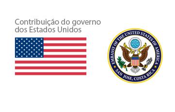 EEUU - Contribuição do governo dos Estados Unidos