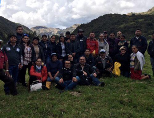 México y Ecuador intercambian conocimientos y aprendizajes en gestión comunitaria del agua