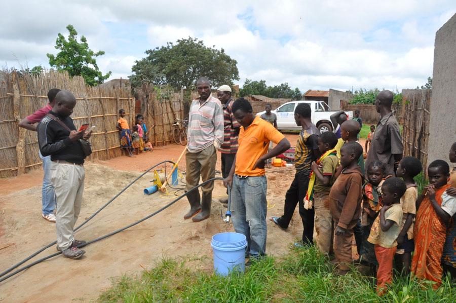 Agua Mozambique