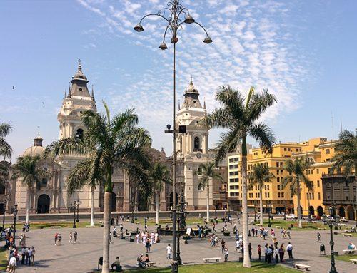 Perú: Consultorías para apoyar la asistencia técnica de las NDC en el marco del proyecto Readiness del Fondo Verde para el Clima