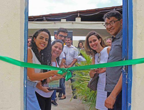 Inauguran Sistema de Bioágua en dos escuelas del Semiárido Brasileño.
