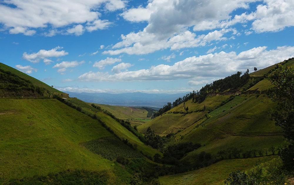 Andes Resilientes en Ecuador: un plan multisectorial y participativo frente al cambio climático.
