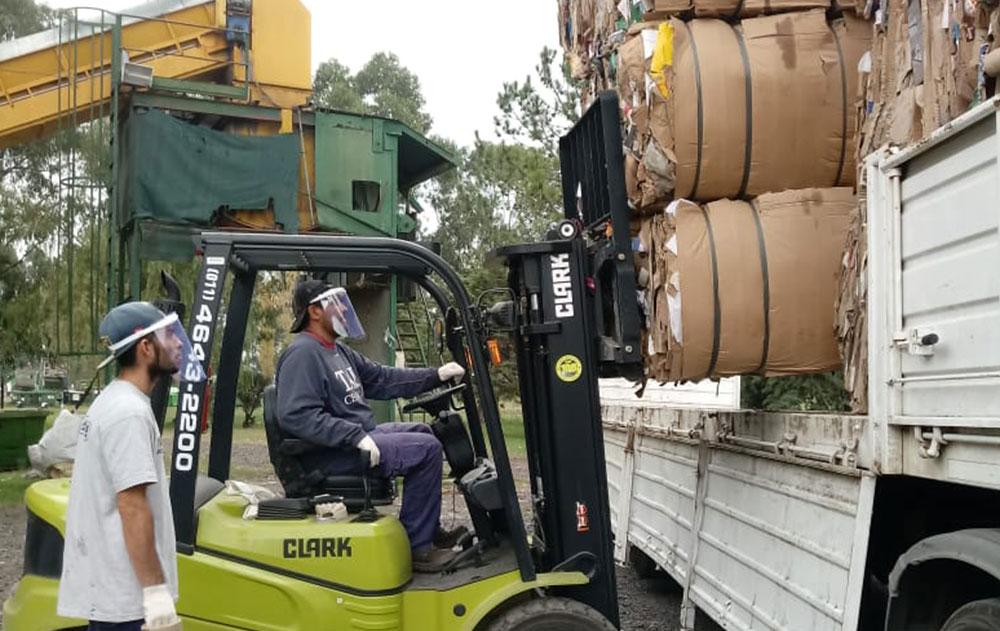 Argentina: Danone refuerza compromiso con el reciclaje inclusivo de la mano con Fundación Avina